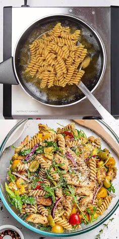 Quick Easy Meals, Healthy Dinner Recipes, Delicious Recipes, Health Recipes, Easy Dinners, Lunch Recipes, Easy Dinner Party Recipes, Vegetarian Salad Recipes, Weeknight Dinners