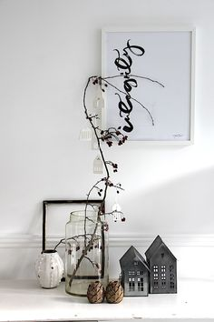 Home & Living: branches, house & Co