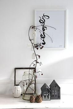 Home & Living: Zweige, Häuschen & Co