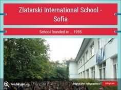 Zlatarski International School - Sofia - our community