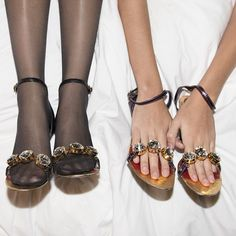 Marc Jacobs | Can't take my hands off these big gems!