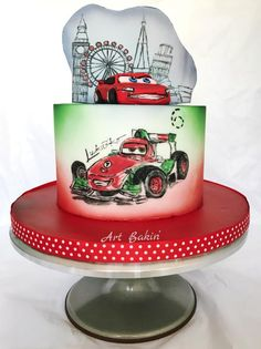 Bday Cake by Art Bakin