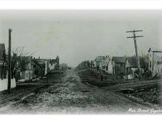 Main Street Guysborough, Nova Scotia in 1902