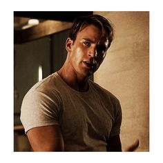 Photo in Steve Rogers/Captain America - Google Photos | Steve... ❤ liked on Polyvore featuring marvel