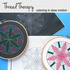 These thread therapy