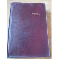 Dutch Bible $54.99