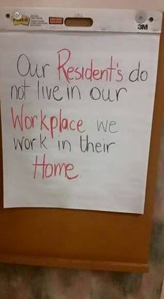 So true! Employees need to remember this.