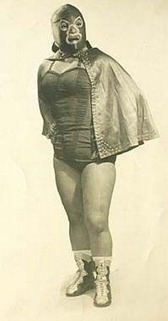 La Dama Enmascarada - Lucha Libre