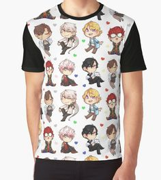 Mystic Messenger Set* by Blimpcat.  I NEEEED THIS