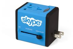 Voyager Universal Travel Adapter