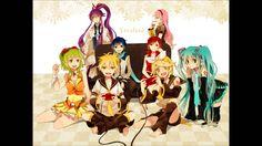 Vocaloid - Miku, Luka, Rin, Len, Gumi, Meiko, Gakupo, Kaito - Magnet - mp3