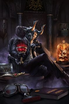 5 Deals 1 Devil Cover by sk8rnik
