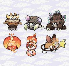 Oc Pokemon, Pokemon Sketch, Pokemon Fake, Type Pokemon, Pokemon Breeds, Game Character Design, Digimon, Amazing Art, Bowser