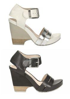 Sandaletten in Premium-Glattleder mit Statement-Fesselriemchen, Clarks Rosalie Pose, 99,95 Euro: http://www.clarks.de/p/26108457