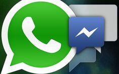 WhatsApp o Messenger Facebook ¿por qué elegir?