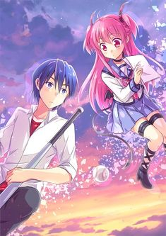 My favorite couple from Angel Beats Anime Angel, Angel Beats!, Manga Anime, Anime Art, Manga Girl, Anime Girls, Otaku, Slice Of Life, Beats Wallpaper