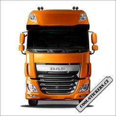 Barevné samolepky DAF Transportation Jobs, Cool Stickers, Peterbilt, Trucks, Space, Euro, Floor Space, Truck, Spaces