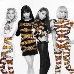 2NE1: a reason IN ITSELF to like kpop