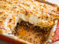 Classic, Savory Shepherd's Pie (With Beef and/or Lamb)