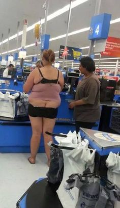 Loose Fitting Camisole Undergarments at Walmart - Funny Pictures at Walmart