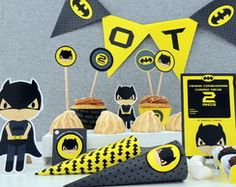 Kit Festa Batman