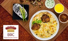 Home Delivery: 20% Discount on amount of Rs.300 or above at Bopal Biryani Centre, South Bopal
