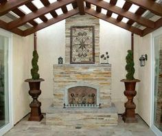 fireplaces outdoor living