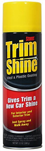 Stoner 910366PK Trim Shine Vinyl and Plastic Coating  12 oz Pack of 6 -- You can get more details by clicking on the image.