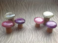 fairy mushroom table and chairs