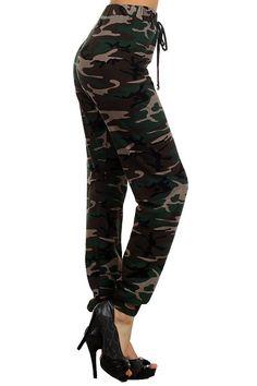 Trooper Camo Relaxed Pants - $38 at OnlyLeggings.com #OnlyLeggings
