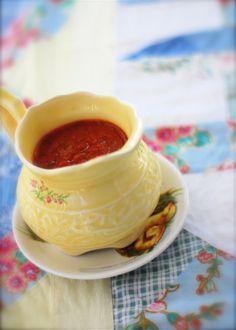 sun ~ dried tomato vinaigrette  Oh wow... over romaine/spinach, feta cheese, avocado...