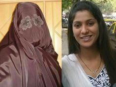 Sequin Bodysuit, Niqab, Muslim Women, Afghanistan, Veil, Islam, Bomber Jacket, Sequins, Sari