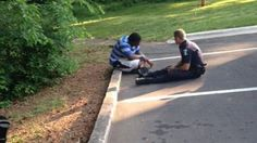 Police officers are expected to be brave in the face of danger, but sometimes all that is needed is an empathetic act of kindness to save the day.  Officer Tim Purdy of the Charlotte-Mecklenburg Police Department recently used his heart instead of his brawn to help a young autistic man in distress —