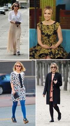 Dianna Agron, so classy. So refreshing to see someone like that in Hollywood today!