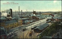 Ostrava - Karolína (1915) Czech Republic, Diesel, Punk, Deco, Painting, Diesel Fuel, Painting Art, Decoration, Paintings