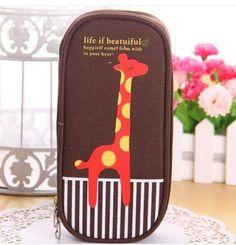 Giraffe Pencil Case