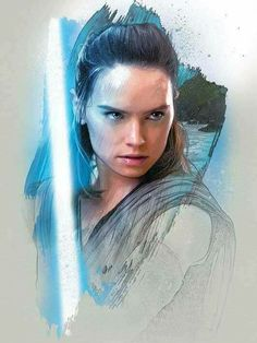 """: Visit Artist Store Description: Official Star Wars The Last Jedi Character Portraits Rey artwork by artist """"Star W Rey Star Wars, Star Wars Film, Star Wars Rebels, Star Wars Fan Art, Star Wars Poster, Images Star Wars, Star Wars Pictures, Star Wars Characters, Star Wars Episodes"""