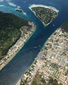 Photo via | guy zangari mp  Spectacular view of the Buka passage Buka Island Bougainville PNG. #bukapassage #bukapassagebougainville #papuanewguinea