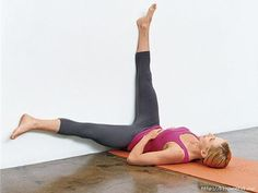 Эффективные упражнения от обвисшего живота