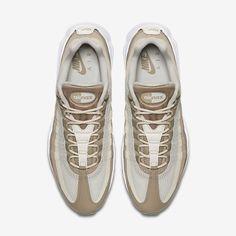 finest selection e8b76 89ccf Chaussure Nike Air Max 95 Pas Cher Homme Ultra Essential Kaki Flocons  Davoine Lin Flocons Davoine