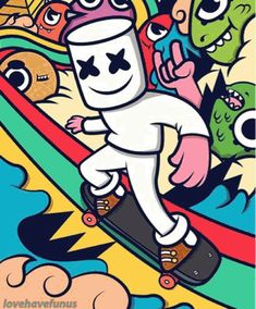 Really like marshmello Marshmello Wallpapers, Marshmello Dj, Sketch Manga, Serato Dj, Electro Music, Dj Music, Epic Games Fortnite, Diy Gifts For Kids, Boy Birthday
