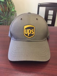 UPS HAT Cotton Adjustable Service Ball Cap One Size Fits Most  fashion   clothing   e9894d17b