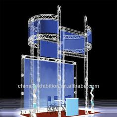 new style portable exhibition booth truss