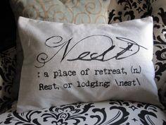 Next Week's Challenge — Pillows!!!