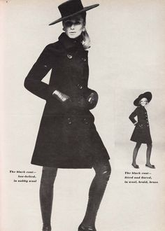 Seymour Fox  Photographed by Penati  Vogue US - September 1, 1967