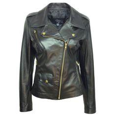 Blouson cuir Femme Made in france Dks axa001 noir prix promo Blouson Femme La Redoute 399. 00 € TTC au lieu de 598 €