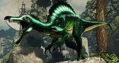 Primal Carnage, Jurrassic Park, Mean Green, Spinosaurus, Prehistoric Creatures, Barbarian, Jurassic World, Vikings, Workshop