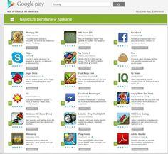 Google wybrał najlepsze aplikacje na Androida