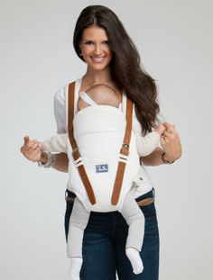 Budu Baby carrier - pls note cream has been discontinued