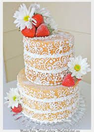 Image result for naked cakes